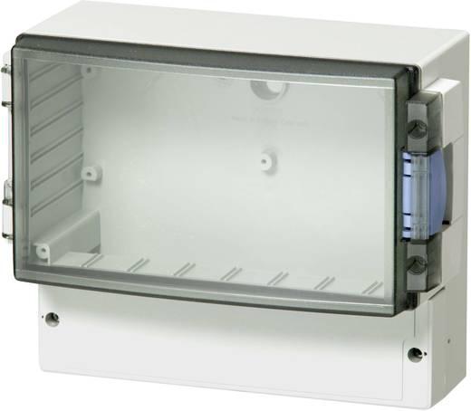 Regler-Gehäuse 160 x 166 x 106 ABS Rauch-Grau Fibox CARDMASTER ABS 17/16-L3 1 St.