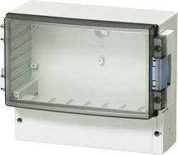 Skříň regulátoru Fibox ABS 21/18-0, (š x v x h) 185 x 213 x 118 mm, šedá (ABS 21/18-3)