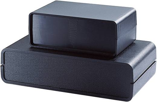 Universal-Gehäuse 130 x 230 x 62 ABS Schwarz Strapubox 7031 1 St.