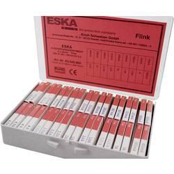 Sada trubičkových poistiek ESKA (Ø x d) 5 mm x 20 mm, rýchly -F-, 360 dielov