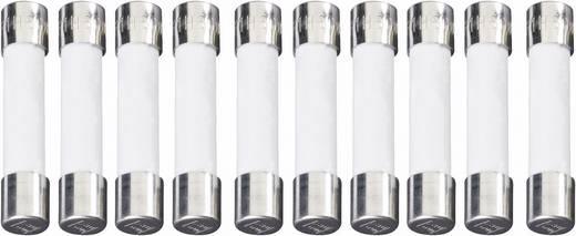 Feinsicherung (Ø x L) 6.3 mm x 32 mm 0.63 A 250 V Superflink -FF- ESKA 632115 Inhalt 10 St.