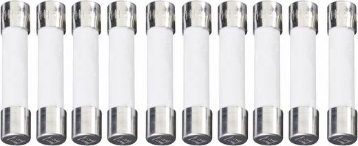 UL-Feinsicherung (Ø x L) 6.3 mm x 32 mm 4 A 125 V Träge -T- ESKA UL632.723 Inhalt 10 St.