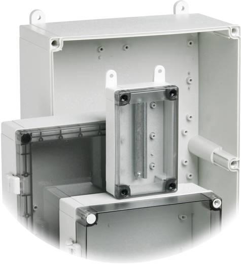 Wandhalterung ABS Grau Fibox FP 10674 1 St.