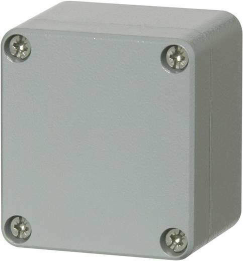 Universal-Gehäuse 125 x 124 x 81 Aluminium Silber-Grau (RAL 7001, pulverbeschichtet) Fibox ALN 121208 1 St.