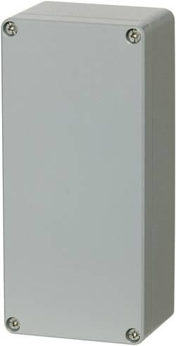 Hliníkové pouzdro Fibox ALN 122208, (š x v x h) 222 x 125 x 81 mm, stříbrná (AL 122208)