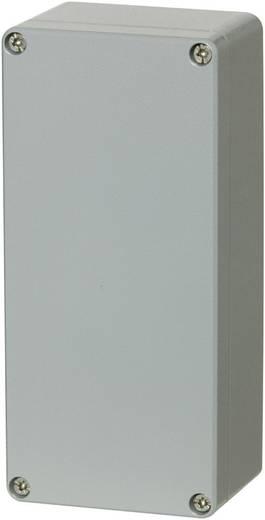 Montageplatte (L x B) 164 mm x 69 mm Aluminium Silber-Grau Fibox AM 0818 1 St.