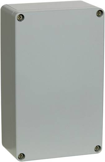 Fibox AL 082506 Universal-Gehäuse 252 x 81 x 56.5 Aluminium Silber-Grau (RAL 7001, pulverbeschichtet) 1 St.