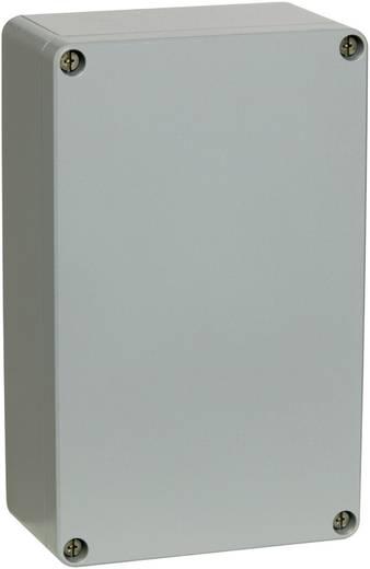 Universal-Gehäuse 252 x 81 x 56.5 Aluminium Silber-Grau (RAL 7001, pulverbeschichtet) Fibox AL 082506 1 St.