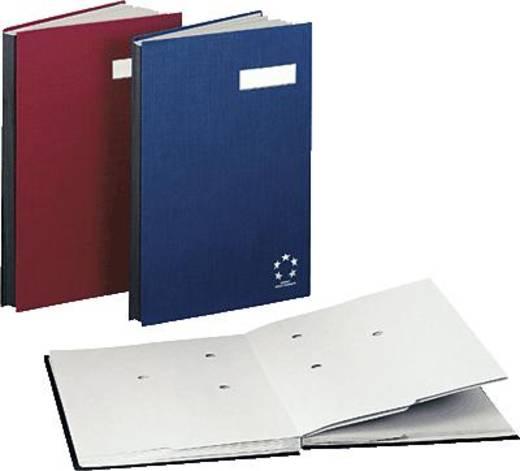 5 Star Unterschriftenmappe 20 tlg OFFICE blau