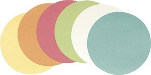 5 Star™ Moderationskarten Kreis Ø 19,5cm sortiert 100% Altpapier 130g/qm Inh.250