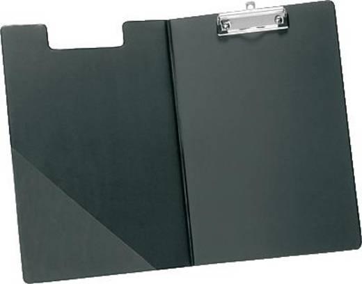 5 Star™ Klemmbrettmappe DIN A4 schwarz PVC
