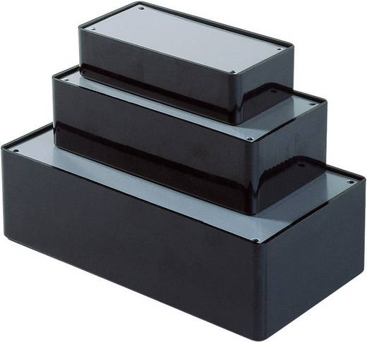 Universal-Gehäuse 125 x 70 x 35 ABS Schwarz TEKO COFFER A/6 1 St.