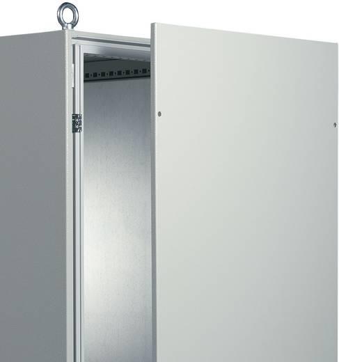 Schaltschrank 600 x 2000 x 600 Stahlblech Licht-Grau (RAL 7035) Rittal TS8 8606.500 1 St.