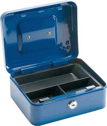 Geldkassette 5Star 918893 (B x H x T) 160 x 90 x 200 mm Blau