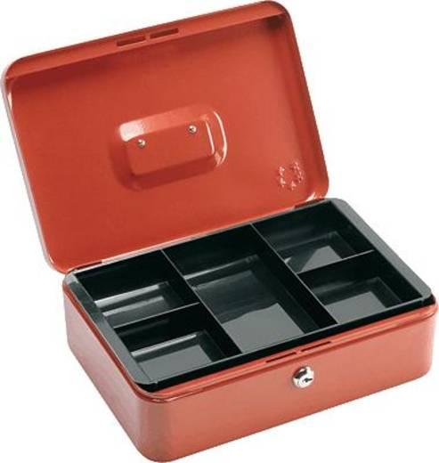 Geldkassette 5Star 918931 (B x H x T) 220 x 100 x 300 mm Rot