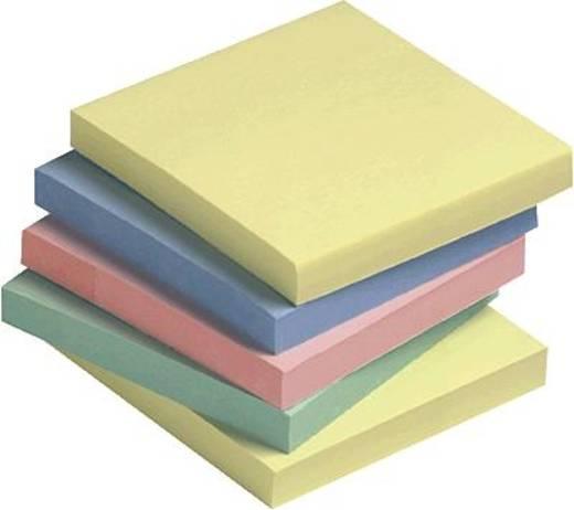 5 Star™ Haftnotizen farbig 76x76 mm pastell Inh.12