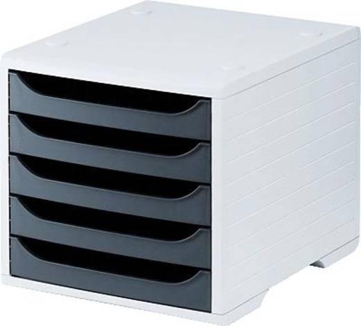 5 Star™ Büroboxen 270x340x255 mm grau/anthrazit Kunststoff