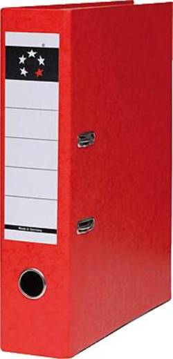 5 Star™ Ordner Papier, breit rot