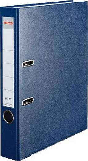 Herlitz Ordner PP-Color, blau/5450408