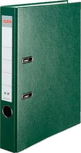 Herlitz Ordner PP-Color, grün/5450507
