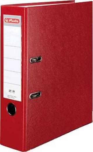 Herlitz Ordner PP-Color, rot/5480306
