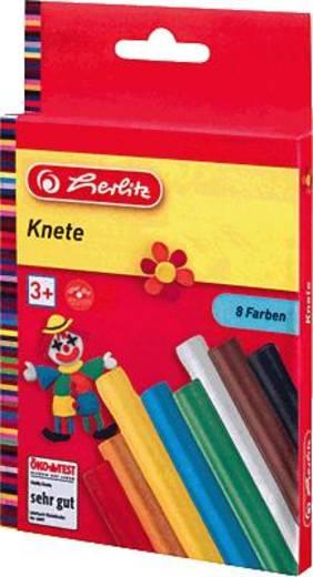 Herlitz Knete 8 Stangen/8770604