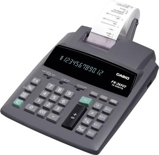 Casio Casio Tischrechner FR-2650T 12-stellig 12-stellig FR-2650T