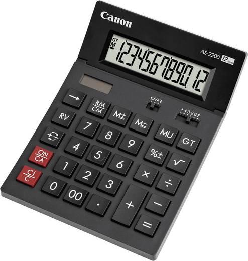 Canon Canon Tischrechner AS-2200/4584B001 schwarz 4584B001