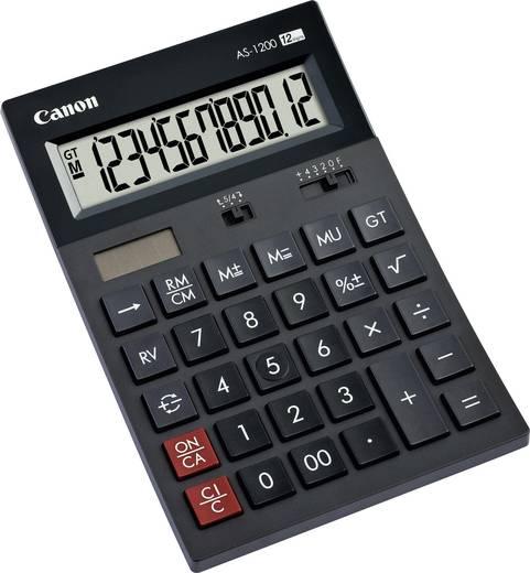 Canon Canon Tischrechner AS-1200/4599B001 schwarz 4599B001