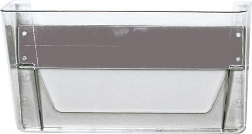 Deflecto Prospekthalter magnetisch/DE73101 330x178x102 mm glasklar quer