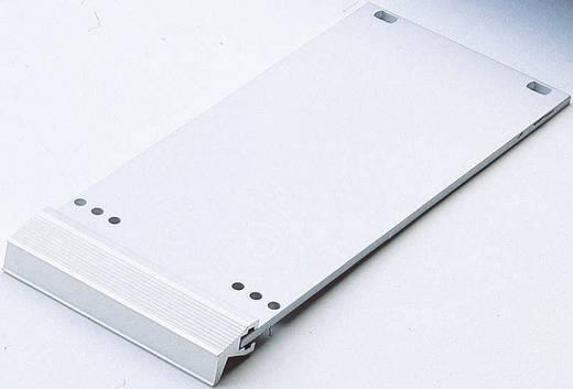 Frontplatte Aluminium Silber (matt, eloxiert) 10132095 1 St.
