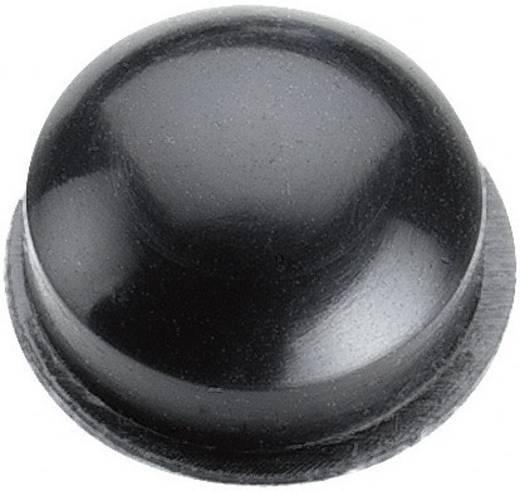 Gerätefuß selbstklebend, rund Schwarz (Ø x H) 11.1 mm x 5 mm 3M SJ 5003 1 St.