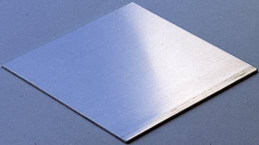 Montageplatte (L x B x H) 400 x 300 x 2 mm Aluminium Aluminium WR-Typ 2020-7 1 St.
