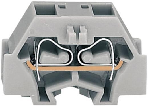 Einzelklemme 8 mm Zugfeder Belegung: L Grau WAGO 260-331 1 St.