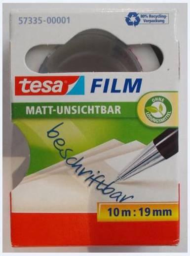 tesafilm tesafilm® Transparent (L x B) 10 m x 19 mm tesa 57335-00001-00 1 Rolle(n)