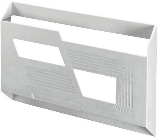 Schaltplantasche A3 quer Polystyrol Hell-Grau (RAL 7035) Rittal SZ 2513.000 1 St.