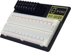 Kontaktní nepájivé pole EIC-1202B, 165 x 55 x 8,5 mm, 2x8 pólů