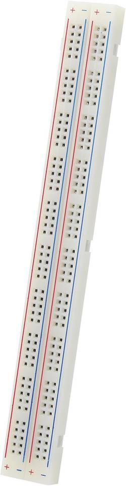 Kontaktní nepájivé pole EIC-DN, 165 x 19 x 8,5 mm, 100 pólů