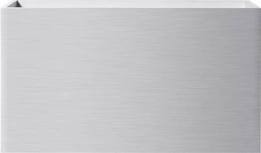 LED-Wandleuchte Warm-Weiß Shining LSWL1661 Silber-Grau