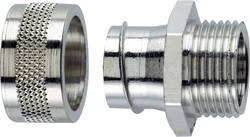 Kovová vývodka pro husí krky Lappkabel Silvyn LGF/LGS-2-M, 55502022, M20