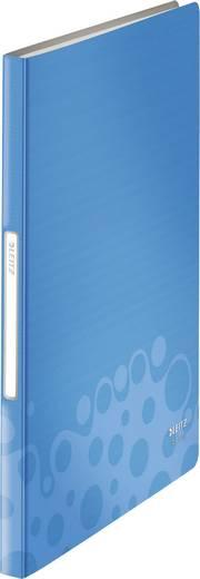 Leitz Sichtbuch Bebop/4565-00-37 B231xH310 mm blau 40 Hüllen