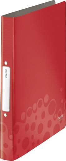 Leitz Sichtbuch Bebop/4565-00-25 B231xH310 mm rot 40 Hüllen