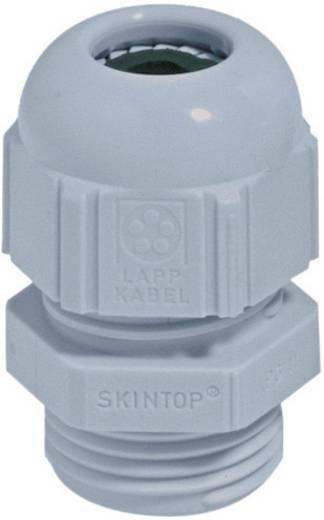 Kabelverschraubung PG9 Polyamid Silber-Grau (RAL 7001) LappKabel SKINTOP ST PG9 1 St.