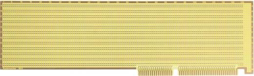 Experimentierplatine Epoxyd (L x B) 334 mm x 108 mm 35 µm Rastermaß 2.54 mm WR Rademacher WR-Typ 953 Inhalt 1 St.