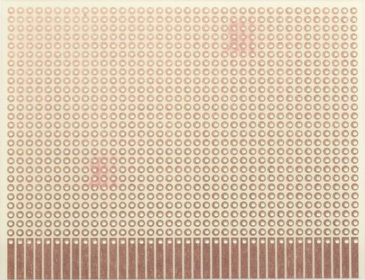 Experimentierplatine Epoxyd (L x B) 100 mm x 80 mm 35 µm Rastermaß 2.54 mm WR Rademacher WR-Typ 903-1 Inhalt 1 St.