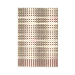 Punkt-Streifenrasterplatine