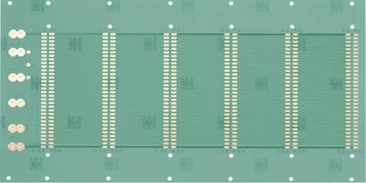 Prüfungsplatine nach IHK-Richtlinie Epoxyd (L x B) 245 mm x 129 mm 35 µm Rastermaß 2.54 mm WR Rademacher WR-Typ 945 Inha