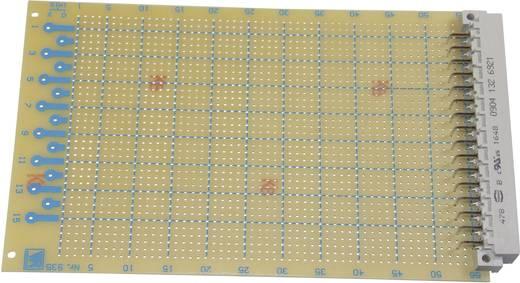 Experimentierplatine Hartpapier (L x B) 160 mm x 100 mm 35 µm Rastermaß 2.54 mm WR Rademacher WR-Typ 935 Inhalt 1 St.
