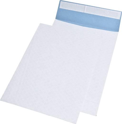 Mailmedia Versandtasche fadenverstärkt HK/23975X B4 weiß/blau 140 g/qm Inh.250