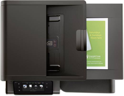 HP OfficeJet Pro X576dw Tintenstrahl-Multifunktionsdrucker Drucker, Scanner, Kopierer, Fax LAN, WLAN, Duplex, ADF